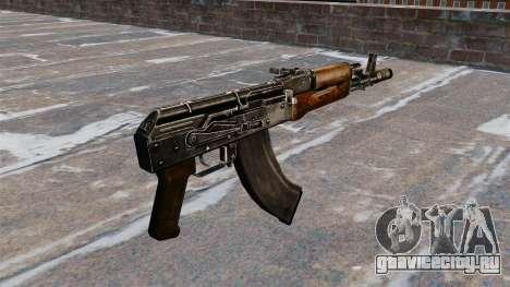 Автомат Khyber Pass AK без приклада для GTA 4 второй скриншот