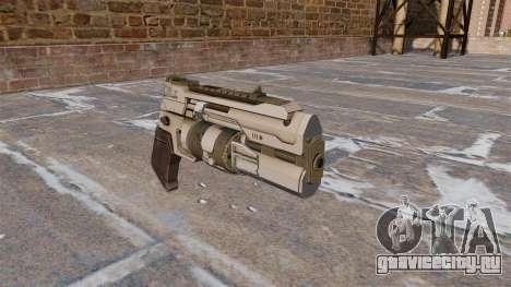 Величественный револьвер для GTA 4