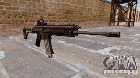 Автомат Robinson Armaments XCR для GTA 4
