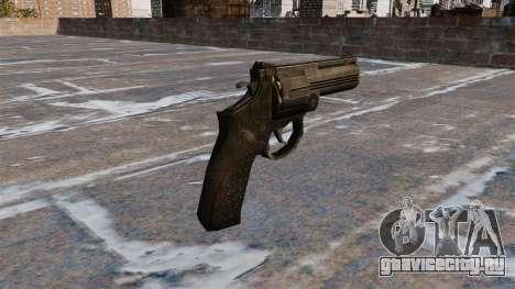 Револьвер MP-412 MW3 для GTA 4 второй скриншот