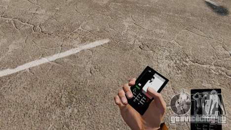 Тема для телефона Scarface для GTA 4