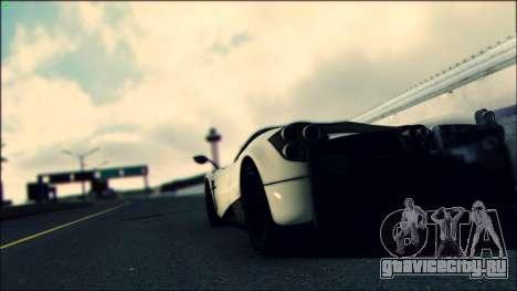 Sonic Unbelievable Shader v7.1 (ENB Series) для GTA San Andreas четвёртый скриншот