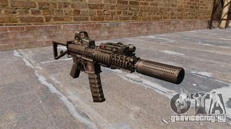 Автоматический карабин KAC PDW для GTA 4