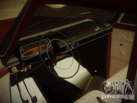 ИЖ 412 v.1 для GTA San Andreas вид сзади слева