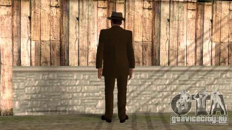 Коул Фелпс из L.A. Noire для GTA San Andreas второй скриншот