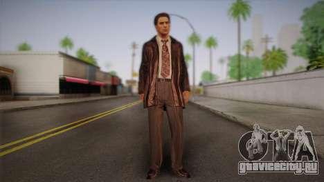 Max Payne Skin для GTA San Andreas