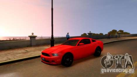 Simple ENB like life (Best setting) для GTA 4 седьмой скриншот