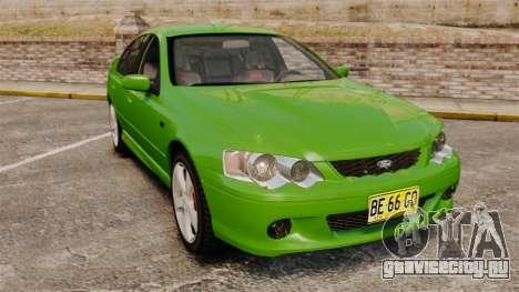 Ford Falcon XR8 для GTA 4