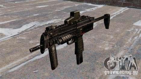 Пистолет-пулемёт MP7 для GTA 4