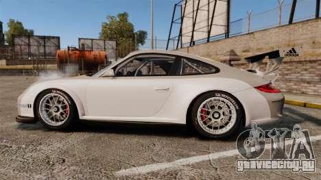Porsche 911 (997) GT3 Cup для GTA 4 вид слева
