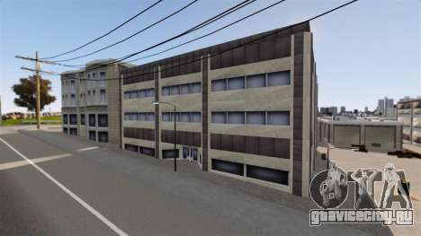 Город без названия для GTA 4 третий скриншот