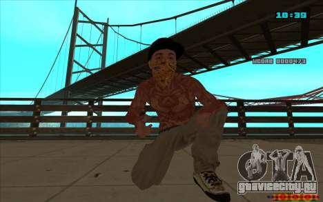 REL-REQ Grego для GTA San Andreas третий скриншот