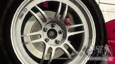 Honda S2000 RS-R для GTA San Andreas вид справа