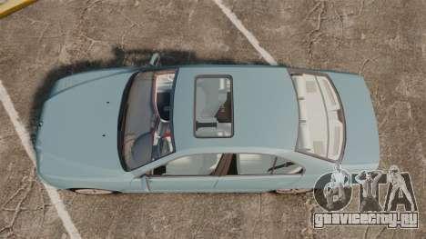 BMW 525i (E39) для GTA 4