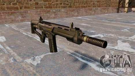 Штурмовая винтовка SCAR для GTA 4