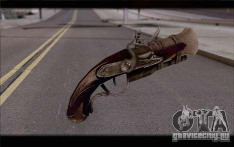 Пиратский Мушкетон для GTA San Andreas второй скриншот