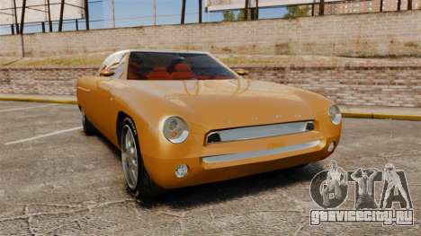 Ford Forty Nine Concept 2001 для GTA 4