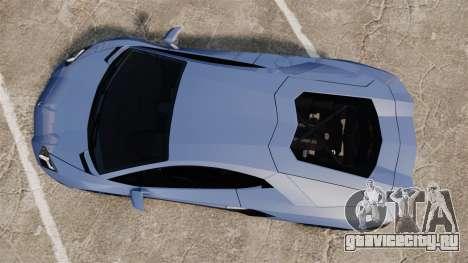 Lamborghini Aventador LP720-4 50th Anniversario для GTA 4