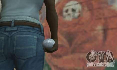 Граната из Star Wars для GTA San Andreas третий скриншот