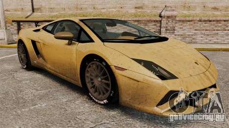 Lamborghini Gallardo 2013 v2.0 для GTA 4 вид сбоку