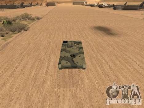 БМП-3 для GTA San Andreas вид слева