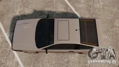 Blista CRX для GTA 4 вид справа