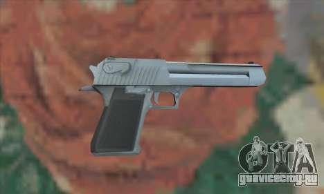 Desert Eagle из Saints Row 2 для GTA San Andreas второй скриншот