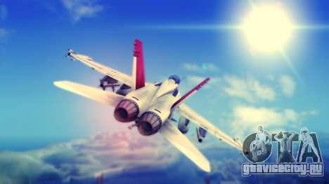 Sonic Unbelievable Shader v7.1 (ENB Series) для GTA San Andreas третий скриншот