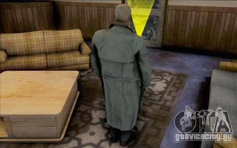 Шон Коннер для GTA San Andreas третий скриншот