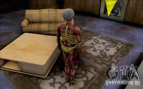 Eddie - Somewhere In Time для GTA San Andreas третий скриншот