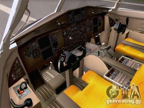 ATR 72-500 WestJet Airlines для GTA San Andreas двигатель