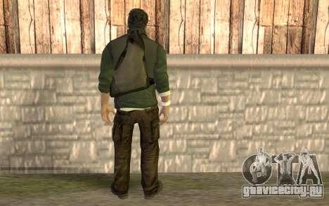 Сэм Фишер для GTA San Andreas второй скриншот