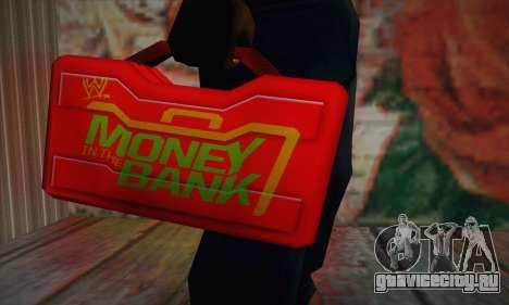 Красный кейс для GTA San Andreas третий скриншот