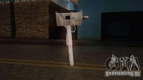 Uzi из Max Payne для GTA San Andreas третий скриншот