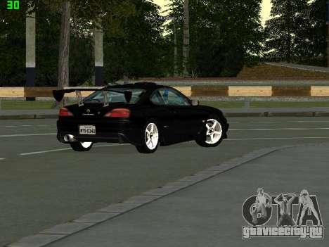 Nissan Silvia S15 Tuning для GTA San Andreas вид справа