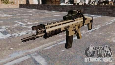 Штурмовая винтовка FN SCAR для GTA 4