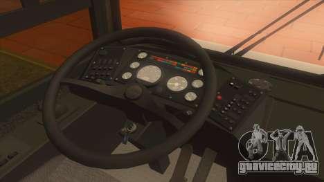 МАЗ 103.065 для GTA San Andreas вид справа