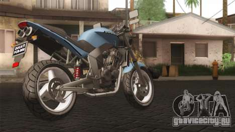 Ducati FRC900 v3 для GTA San Andreas вид слева