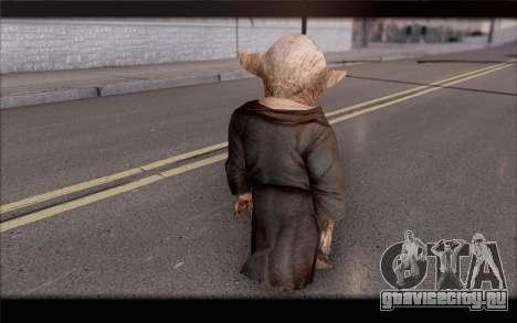 Йода для GTA San Andreas второй скриншот