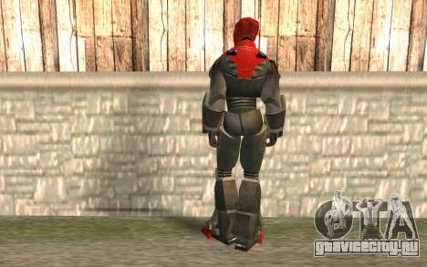 Iron Man для GTA San Andreas второй скриншот