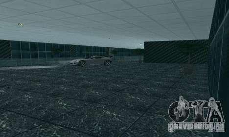 Новый автосалон в Dorothi для GTA San Andreas шестой скриншот