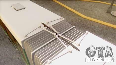 МАЗ 105.060 для GTA San Andreas вид сбоку