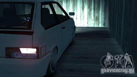 ВАЗ 2113 для GTA 4 колёса