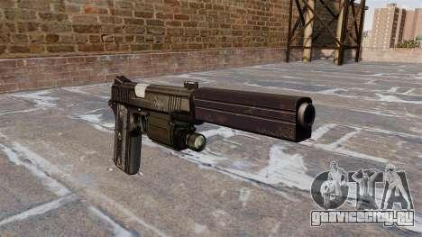 Пистолет Colt 45 Kimber для GTA 4