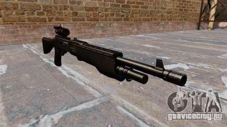 Тактическое ружьё Franchi SPAS-12 для GTA 4
