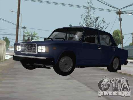ВАЗ 21074 для GTA San Andreas