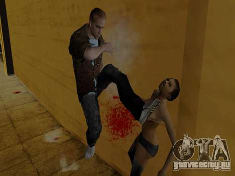 Clay Kaczmarek ACR для GTA San Andreas третий скриншот