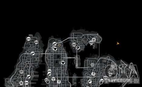 Город без названия для GTA 4 седьмой скриншот