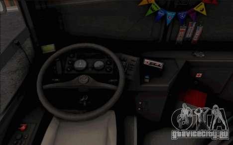 Самотлор-НН-5295 (МАЗ 103.075) для GTA San Andreas вид справа
