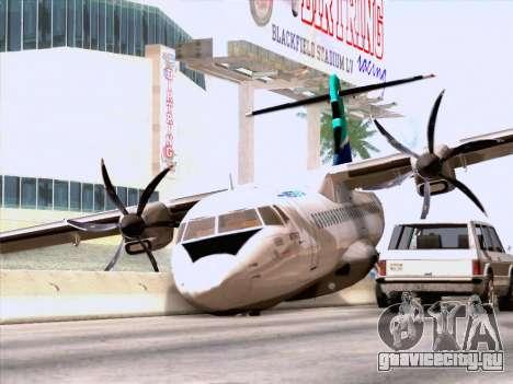 ATR 72-500 WestJet Airlines для GTA San Andreas